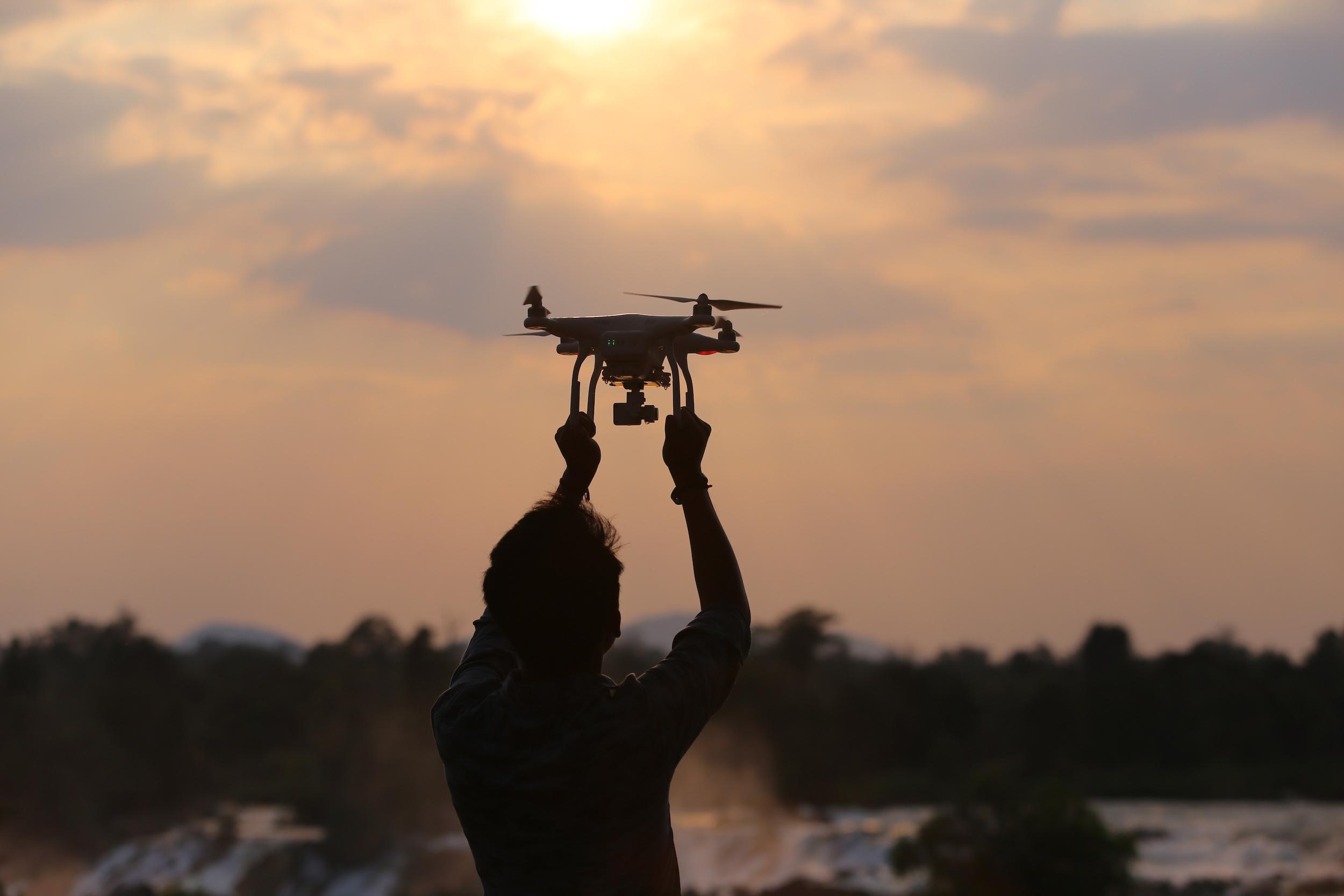 Noticia Drones, profesión de futuro