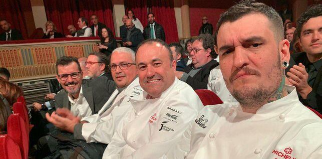 Noticia La cocina grancanaria está de celebración con sus dos primeras estrellas Michelín